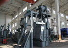 Tumble Belt Dustless Blasting Machine , Rust Removal Shot Peening Machine