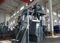 China Tumble Belt Dustless Blasting Machine , Rust Removal Shot Peening Machine factory