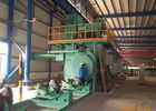 Auto Steel Shot Blasting Equipment Surface Preparation Customized Colors