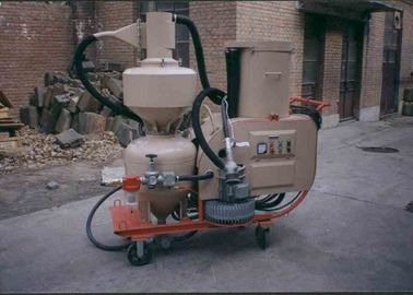 China 100L Pressure Pot Sandblaster , Garnet Media Portable Shot Blasting Machine distributor